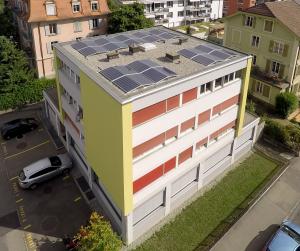 EGch Solaranlage Ost-West